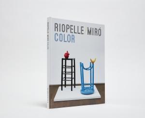 Riopelle / Miró: Color cover