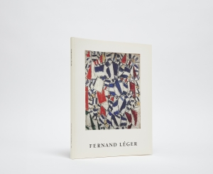 Fernand Léger Catalogue Cover