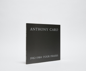 Anthony Caro 1982-1984 Four Phases Catalogue Cover