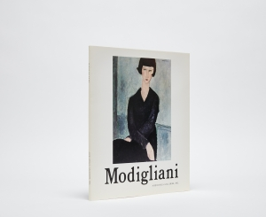 Modigliani Catalogue Cover