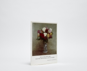 XIX & XX Century Master Paintings & Sculptures Catalogue Cover