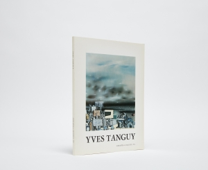 Yves Tanguy Catalogue Cover