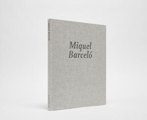 Miquel Barceló cover (white)