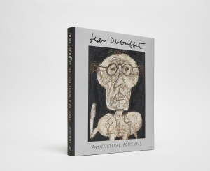 """Jean Dubuffet """"Anticultural Positions"""" cover"""