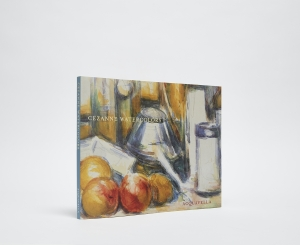Cézanne Watercolors Catalogue Cover