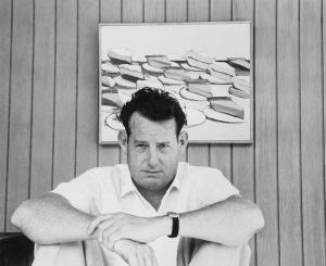 Portrait of Wayne Thiebaud