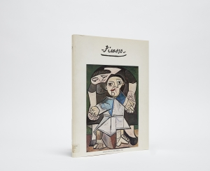 Picasso Catalogue Cover