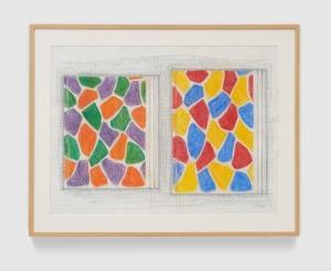 Jasper Johns  Two Paintings, 2006