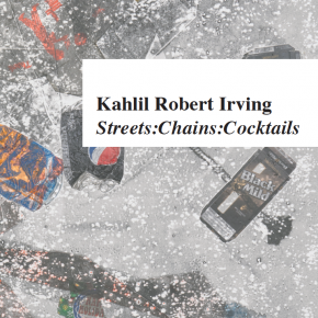 The front cover of the publication, with the title and a collage upon it