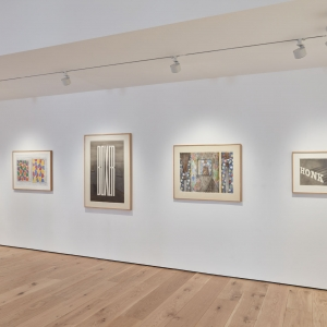 Works on Paper from a Distinguished Private Collection