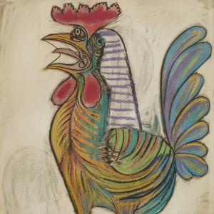 Le coq, 1938