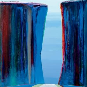 "Wayne Thiebaud, ""Cloud Ridge,"" 1967"