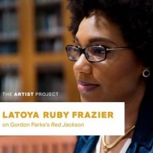 LATOYA RUBY FRAZIER ON GORDON PARKS' RED JACKSON