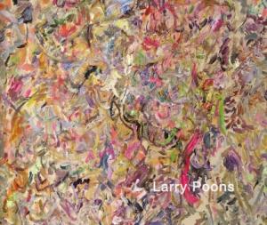 Larry Poons - Danese/Corey exhibition catalogue