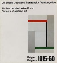 De Boeck, Joostens, Servranckx, Vantongerloo