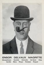 Ensor – Delvaux – Magritte