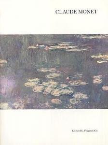 Claude Monet (for the Benefit of the Metropolitan Museum of Art)