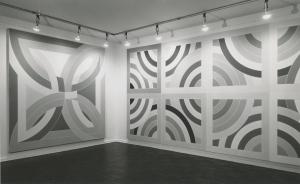 Frank Stella, 1969