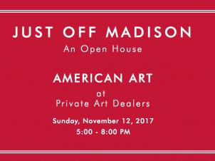 Just Off Madison, November 2017