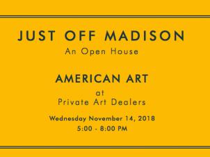 Just Off Madison, November 2018