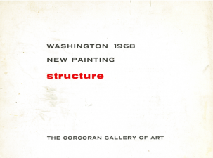 Washington New Painting Structure Corcoran Gallery of Art