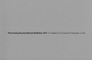 National Drawing Society Exhibition