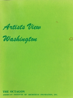 Artist View Washington  The Octagon