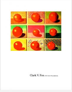Cue Art Foundation Clark V Fox Curated by Mary Heilmann