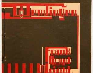 Wendingen: A Journal for the Arts, 1918-1932
