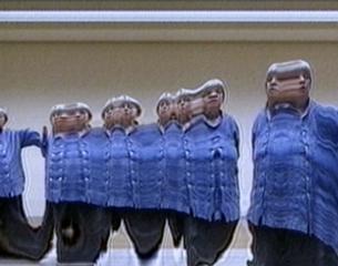 "Steina Vasulka ""Warp"", 2000 digital video, color and sound Duration: 4:13 minutes Edition of 3 + 2AP"