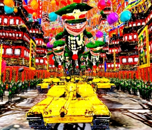 Chinese Democracy And The Last Day On Earth, 2011-2014