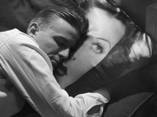 Man sleeping by Nina Leen