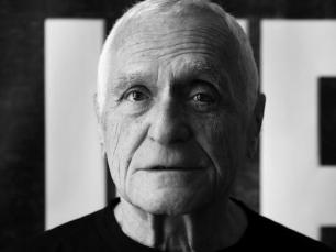 portrait of John Giorno