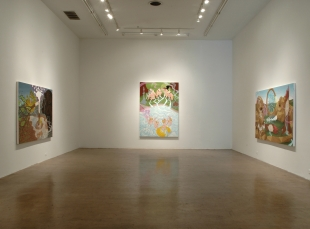 Wendell Gladstone Solo Exhibition