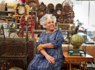 Betye Saar Receives Lifetime Achievement Awards from International Sculpture Center and Skowhegan