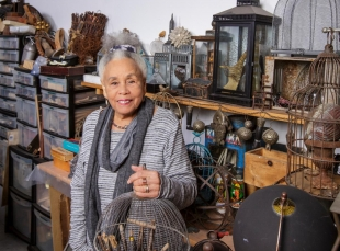 Betye Saar to Receive the 2020 Wolfgang Hahn Prize