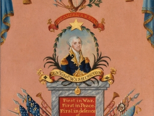The American Star (George Washington), ca. 1803