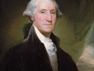 Gilbert Stuart, George Washington, 1795