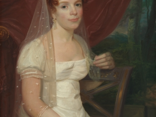 Mrs. Robert Dickey (Anne Brown), 1807–10