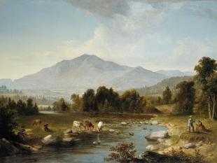 High Point: Shandaken Mountains, 1853