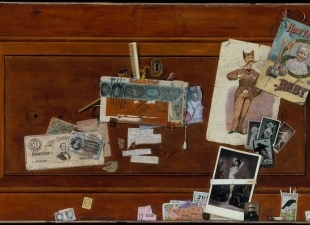A Bachelor's Drawer, 1890–94