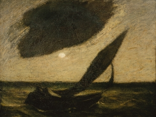 Under a Cloud, ca. 1900