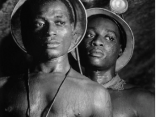 Gold Miners, Johannesburg, South Africa , 1950
