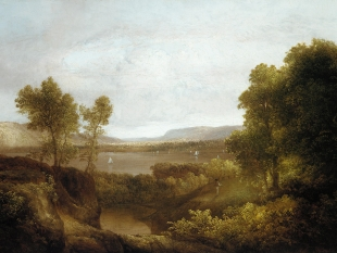 On the Hudson, 1830–35