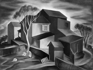 Composition of a House, ca. 1940