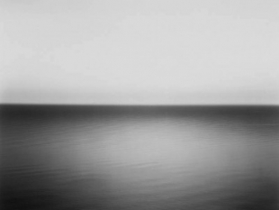 "Hiroshi Sugimoto, born 1948, Boden Sea, Uttwil, 1993, (printed 2007), Offset Tri-tone lithograph, H 24"" x W 31"", Edition of 200"