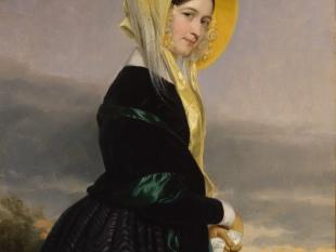 Euphemia White Van Rensselaer, 1842