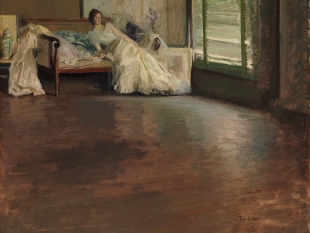 Across the Room, ca. 1899