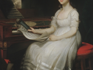 Portrait of a Young Woman, 1801