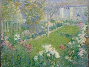 Un Jardin, Maison Baptiste, 1895